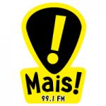 Logo da emissora Rádio Fan Mais  99.1 FM