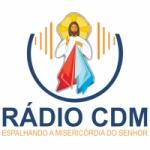 Logo da emissora Rádio CDM