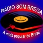 Logo da emissora Rádio Som Brega