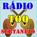 Logo da emissora Rádio Toq Sertanejo
