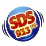 Logo da emissora Rádio SDS 93.3 FM