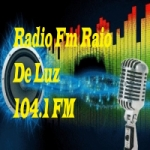 Logo da emissora Rádio FM Rádio De Luz