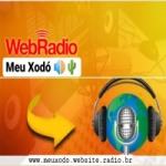 Logo da emissora Web Rádio Meu Xodó