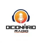 Logo da emissora Dicionário Rádio