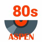 Logo da emissora Radio Aspen 80s