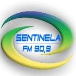 Logo da emissora Rádio Sentinela 90.9 FM