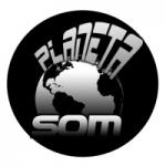 Logo da emissora Rádio Planeta Som