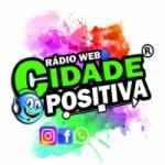 Logo da emissora Rádio Cidade Positiva