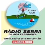 Logo da emissora Rádio Serra da Boa Esperança 1120 AM
