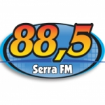 Logo da emissora Rádio Serra 88.5 FM