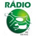 Logo da emissora Rádio Serra da Capivara 550 AM