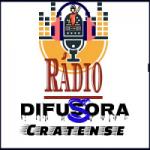 Logo da emissora Rádio Difusora Cratense