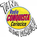 Logo da emissora Rádio Conquista Cariacica