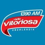 Logo da emissora Rádio Vitoriosa 1390 AM