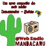 Logo da emissora Web Rádio Mandacaru