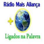 Logo da emissora Rádio Mais Aliança