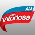 Logo da emissora Rádio Vitoriosa 650 AM