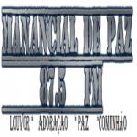 Logo da emissora Rádio Manancial de Paz