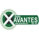 Logo da emissora Rádio Xavantes 790 AM