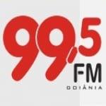 Logo da emissora Rádio 99.5 FM