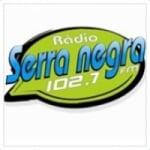 Logo da emissora Rádio Serra Negra 102.7 FM
