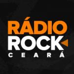 Logo da emissora Rádio Rock Ceará