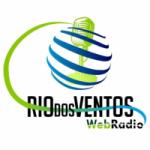 Logo da emissora Rio dos Ventos WebRadio