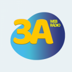 Logo da emissora Web Rádio 3A