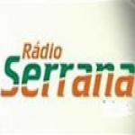 Logo da emissora Rádio Serrana 107.9 FM
