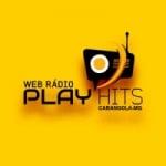 Logo da emissora Web Rádio Play Hits Carangola