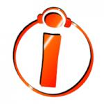 Logo da emissora Rádio Interativa Além