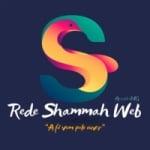 Logo da emissora Rede Shammah Web
