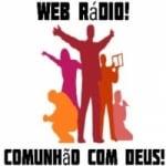 Logo da emissora Rádio Comunhão Com Deus