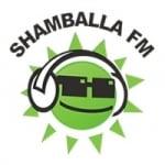 Logo da emissora Rádio Shamballa 105.9 FM