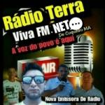 Logo da emissora Rádio Terra Viva FM Coqueiro Maranhão
