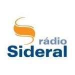 Logo da emissora Rádio Sideral 700 AM 93.1 FM