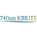 Logo da emissora Radio KBRT 740 AM