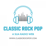 Logo da emissora Web Rádio Classic Rock Pop