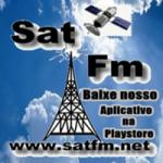 Logo da emissora Web Rádio Sat FM