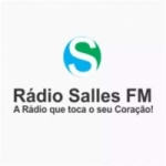 Logo da emissora Rádio Salles FM