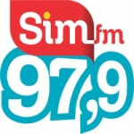 Logo da emissora Rádio SIM 97.9 FM