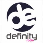 Logo da emissora Rádio Definity