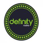 Logo da emissora Definity Rádio