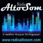 Logo da emissora Radio Alto Som