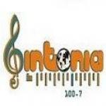 Logo da emissora Rádio Sintonia 100.7 FM