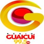 Logo da emissora Rádio Guaicuí 99.5 FM