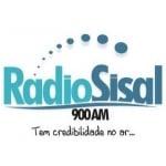 Logo da emissora Rádio Sisal 900 AM