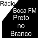 Logo da emissora Rádio Boca FM