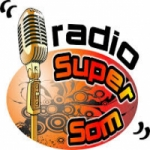 Logo da emissora Rádio Super Som