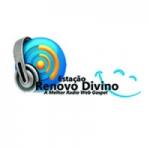 Logo da emissora Web Rádio Estação Renovo Divino
